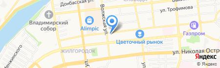 Мастерская художественно-декоративного оформления интерьера на карте Астрахани