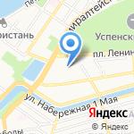 Гимназия №3 с дошкольным отделением на карте Астрахани