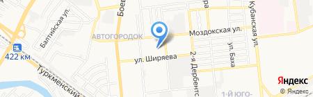 ЭлитПроектГрупп на карте Астрахани