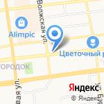 Красотка ПРОФИ на карте Астрахани