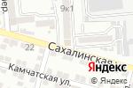 Схема проезда до компании Артур в Астрахани