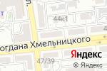 Схема проезда до компании Одень дом в Астрахани