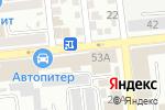Схема проезда до компании Спецмастер в Астрахани
