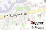 Схема проезда до компании Нотариус Неронова Т.М. в Астрахани