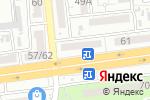 Схема проезда до компании Восток Строй в Астрахани