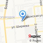 Мастерская по ремонту автоэлектрики и диагностике автомобилей на карте Астрахани