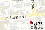Схема проезда до компании Адвокат Моисеев А.В. в Астрахани