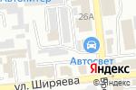 Схема проезда до компании Мастерская по ремонту автоэлектрики и диагностике автомобилей в Астрахани