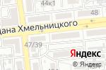 Схема проезда до компании NORD-OST в Астрахани