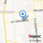 Нотариус Талащенко Т.А. на карте Астрахани