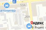 Схема проезда до компании Астрапрофи в Астрахани
