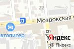 Схема проезда до компании Морена в Астрахани