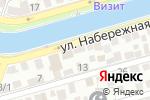 Схема проезда до компании Современные системы и технологии в Астрахани