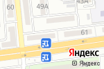 Схема проезда до компании Орлан в Астрахани