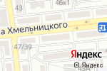 Схема проезда до компании PRO Мебель в Астрахани
