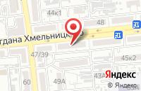 Схема проезда до компании Оптовая компания в Астрахани