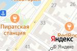 Схема проезда до компании Камелия в Астрахани