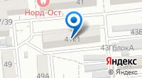 Компания MikS на карте