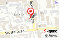 Схема проезда до компании Престиж-Сервис в Астрахани