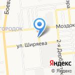 СБ-АВТО на карте Астрахани