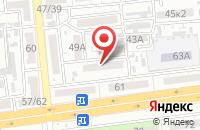 Схема проезда до компании Консультативно-психологический кабинет в Астрахани