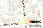 Схема проезда до компании АвтоHelp в Астрахани