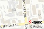 Схема проезда до компании Климат-Люкс в Астрахани