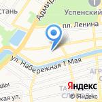 EF education на карте Астрахани