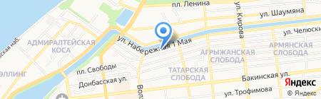 Современные системы и технологии на карте Астрахани
