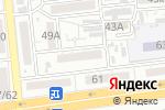 Схема проезда до компании Прикосновение в Астрахани