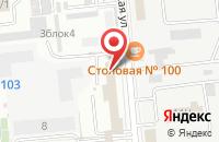 Схема проезда до компании Чистая вода в Астрахани