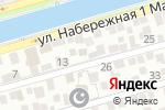Схема проезда до компании Алброс в Астрахани