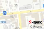 Схема проезда до компании Техномед в Астрахани