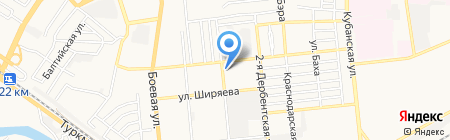 Техномед на карте Астрахани