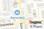 Схема проезда до компании СПСР-ЭКСПРЕСС в Астрахани