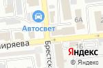 Схема проезда до компании Русский Промышленный Холод в Астрахани