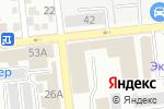 Схема проезда до компании ОкнаСервис в Астрахани