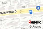 Схема проезда до компании АстКлимат в Астрахани
