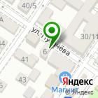 Местоположение компании БАККА СОФТ, ЗАО