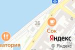 Схема проезда до компании У переправы в Астрахани