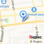 Мастак-М на карте Астрахани