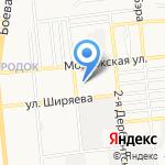 Байкал-Сервис на карте Астрахани