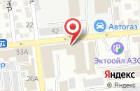 Схема проезда до компании Baker Hughes в Астрахани