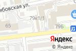 Схема проезда до компании Империя Авто в Астрахани