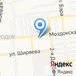 ОкнаСервис на карте Астрахани