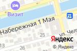 Схема проезда до компании Астраханский клуб настольного хоккея в Астрахани