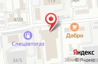 Схема проезда до компании Навигатор плюс в Астрахани