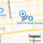 30svadba.ru на карте Астрахани