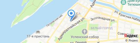 Авличев и Партнеры на карте Астрахани
