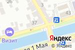 Схема проезда до компании Центр юридических услуг в Астрахани